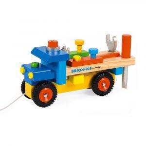 camion de bricolage