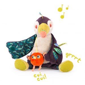 Pakou toucan musical