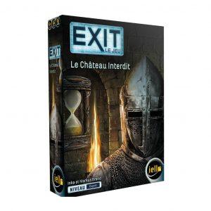 EXITE LE CHATEAU INTERDIT