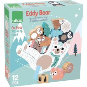 jeu d'équilibre Eddy bear