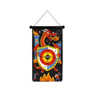 jeu de flechettes magnetique dragons janod