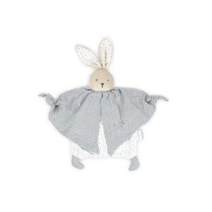 lapinou gris coton bio
