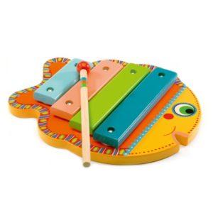 xylophone poisson animambo djeco