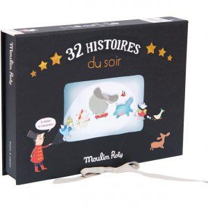 32 histoires du soir moulin roty