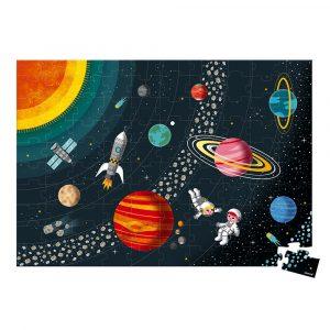 puzzle système solaire