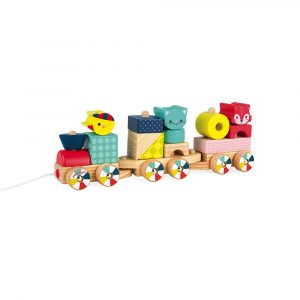 train baby forest