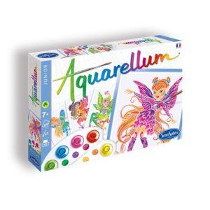 aquarellum junior nymphes