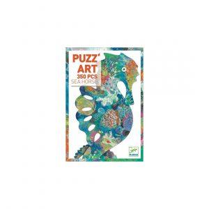sea horse puzz'art