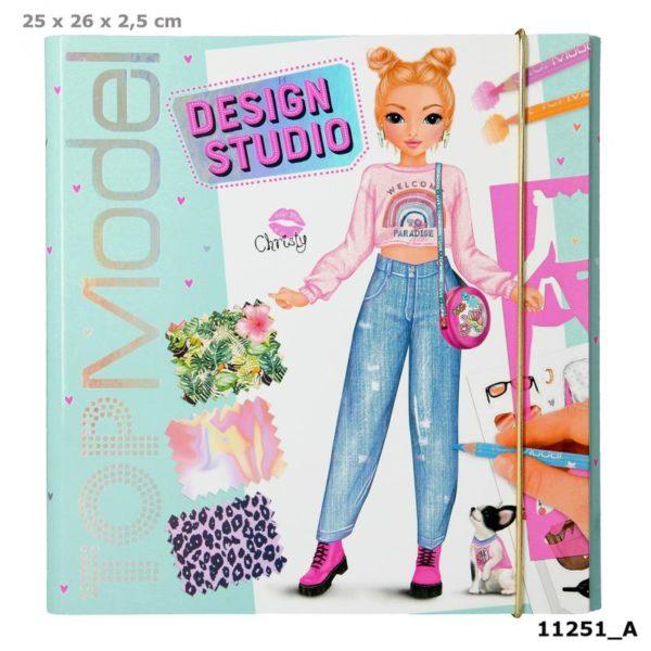 Design studio top model