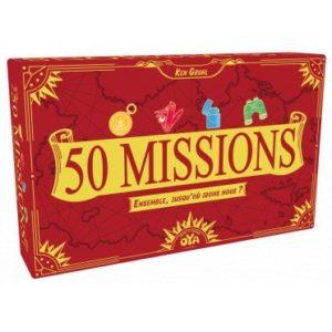 50 missions oya