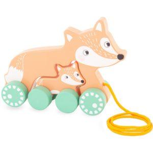 a-trainer-maman-renard