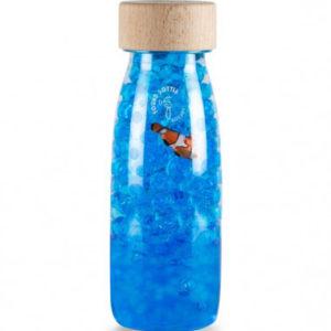 bouteille sensorielle sound poissons