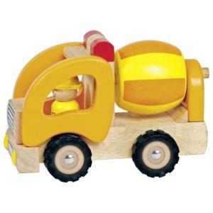 camion de toupie Goki