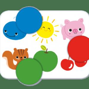 couleurs et formes
