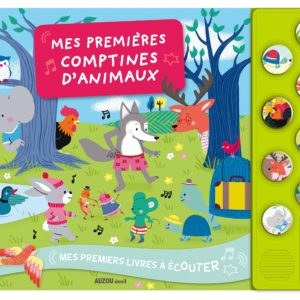 mes premieres comptines ad'nimaux