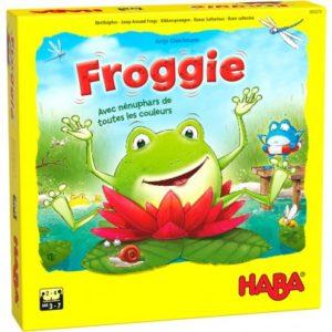 froggie jeu haba