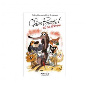 Livre_Chien_Pourri_et_sa_bande_-_Ecole_des_loisirs