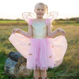 robe-et-ailes-papillon-or-rose (3)