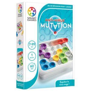 antivirus mutation smart games