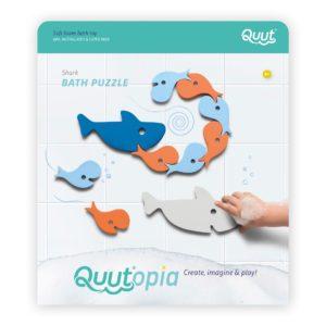 puzzle de bain requins