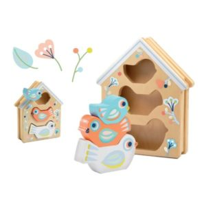 maison des formes baby birdy