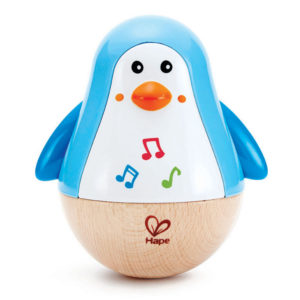 pingouin culbuto musical