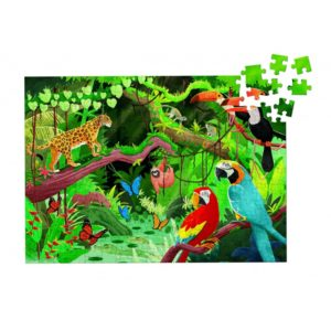 puzzle amazonie