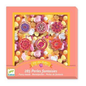 perles fantaisies fleurs