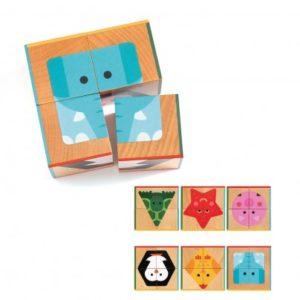 cubes en bois cubabasic
