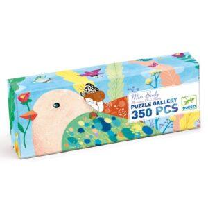puzzle gallery miss birdy djeco