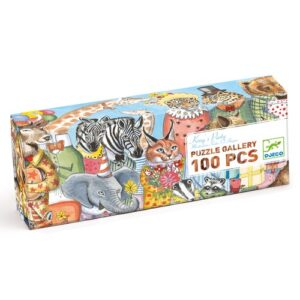 puzzle gallery king party
