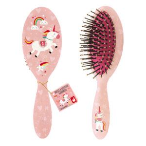 brosse a cheveux licornes