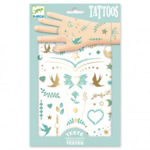 tatouages bijoux de lily
