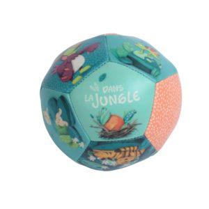 ballon soupe dans la jungle