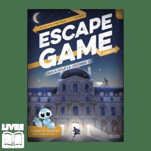 Qui a volé la Joconde escape game