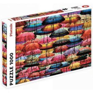 puzzle les parapluies