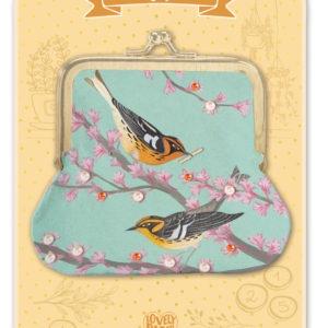 porte monnaie oiseau lovely purse djeco