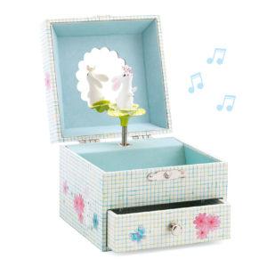 boite a bijoux musicale la chanson du lapin