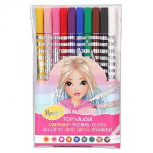crayons feutres magiques top model