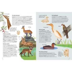 atlas de la biodiversite
