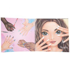 top model mains hand designer