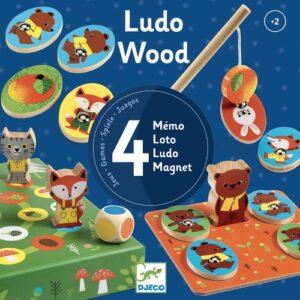 LUDO WOOD DJECO 2