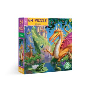 puzzle eeboo dragon