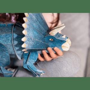 LE TRICERATOPS 3D SASSI
