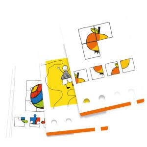 logicase boite orange haba 2