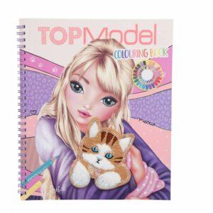 topmodel-album-a-colorier-cat &