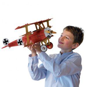 l'avion 3D sassi