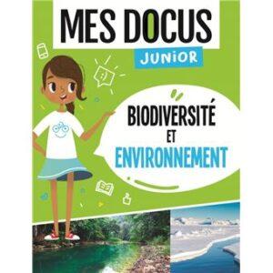 Venez découvrir Mes docus junior sur le thème de la biodiversité et de l'environnementdes éditions 1.2.3 Soleil. Pour tous les curieux qui veulent comprendre plein de choses sur le monde qui nous entoure. La biosphère, les écosystèmes, le climat, l'écologie, l'importance de la biodiversité, l'impact de l'homme sur l'environnement...