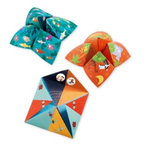 origami cocottes a gages djeco