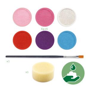 palette de maquillage sweet